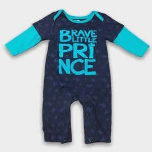 4/$20🥳 Navy Blue Brave Little Prince One Piece